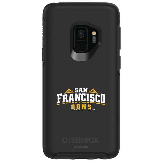 GAL-S9-BK-SYM-SANF-D101: FB San Francisco OB SYMMETRY Case for Galaxy S9